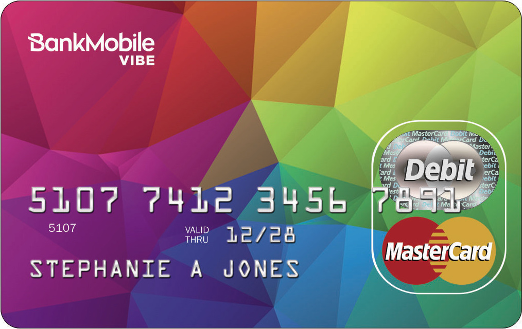 BankMobile Vibe Card