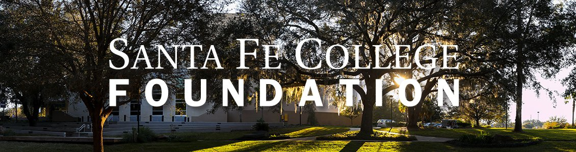 Santa Fe College Calendar 2020 Office for Advancement Scholarships