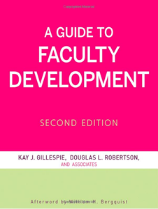 A Guide to Faculty Development book cover
