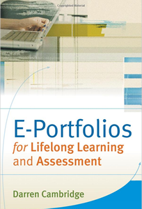 Eportfolios for Lifelong Learning and Assessment book cover