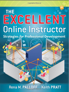 The Excellent Online Instructor book cover