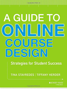 A Guide to Online Course Design book cover
