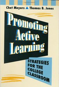 Promoting Active Learning book cover