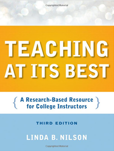 Teaching at Its Best: A Research-Based Resource for College Instructors book cover
