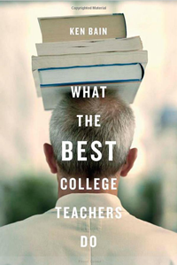 What the Best College Teachers Do book cover