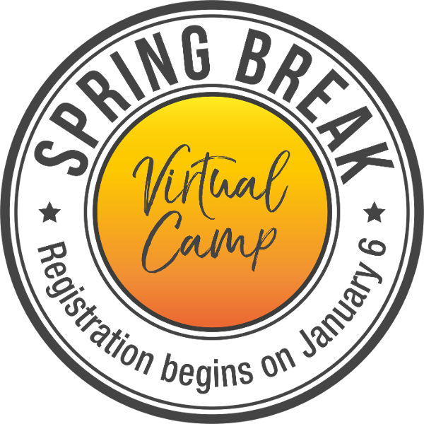 2021 Spring Break Camp logo