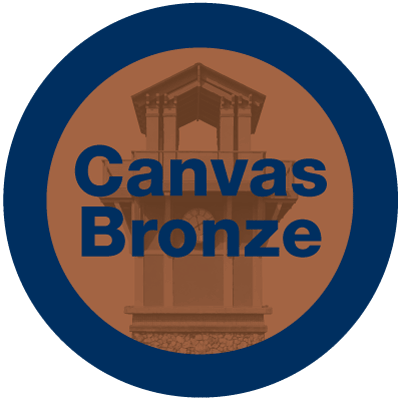 Canvas Bronze
