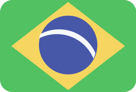 Click on the Brazil flag to view a brochure about this country.