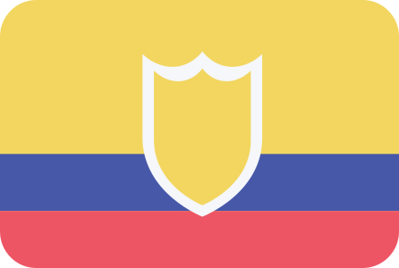 Click on the Ecuador flag to view a brochure about this country.