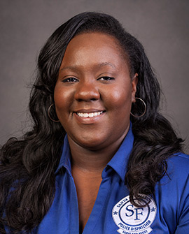 Dispatcher Loni Spearmon-Griggs