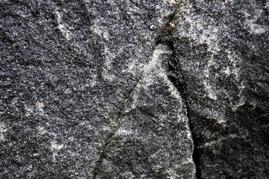 Gabbro Rock Close Up