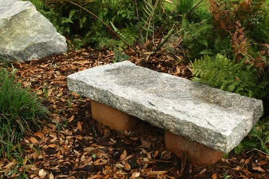 Granite Rock Bench