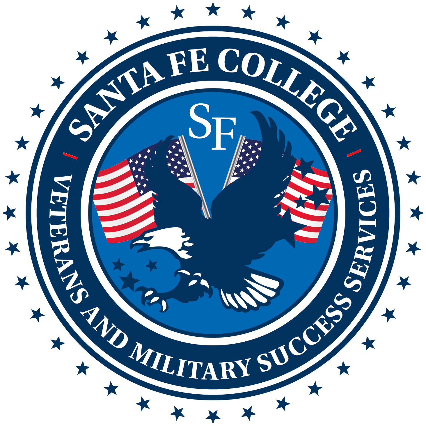 Veterans and Military Success Services Created Seal